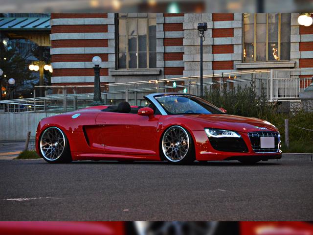 POWER RESERVE Audi R8 SPYDER
