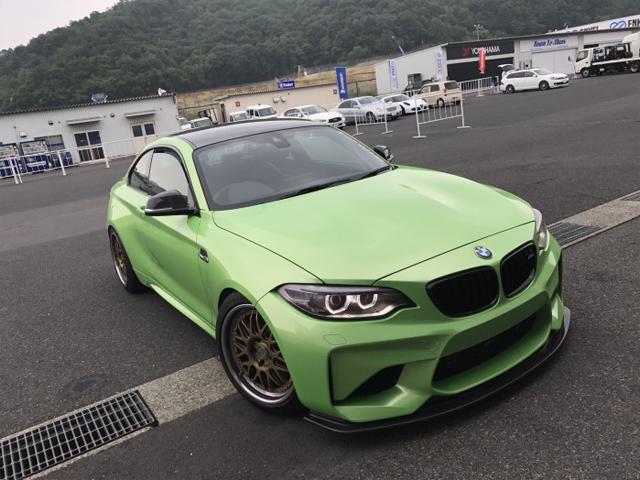 Drive. F87 M2