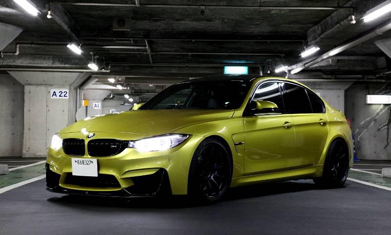 macars BMW M3