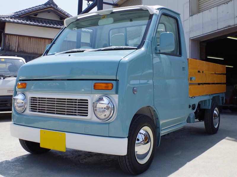 キャルステージ VAトラック HA6/7アクティトラック