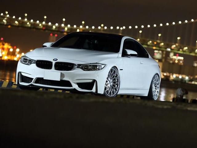 TSW KURUMADOURAKU BMW M4 Coupe