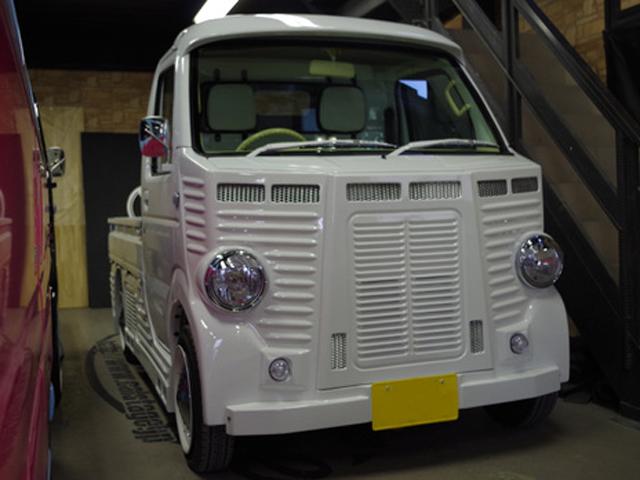 キャルステージ フレンチトラック DA63Tキャリィ