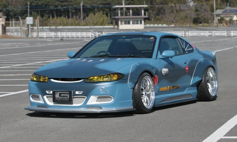 AUTO ALIVE ENTERPRISE G-design S15