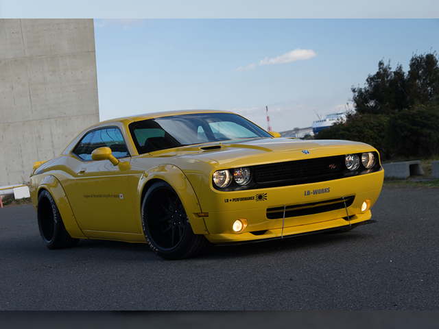 Lion Heart 2009y DODGE CHALLENGER R/T