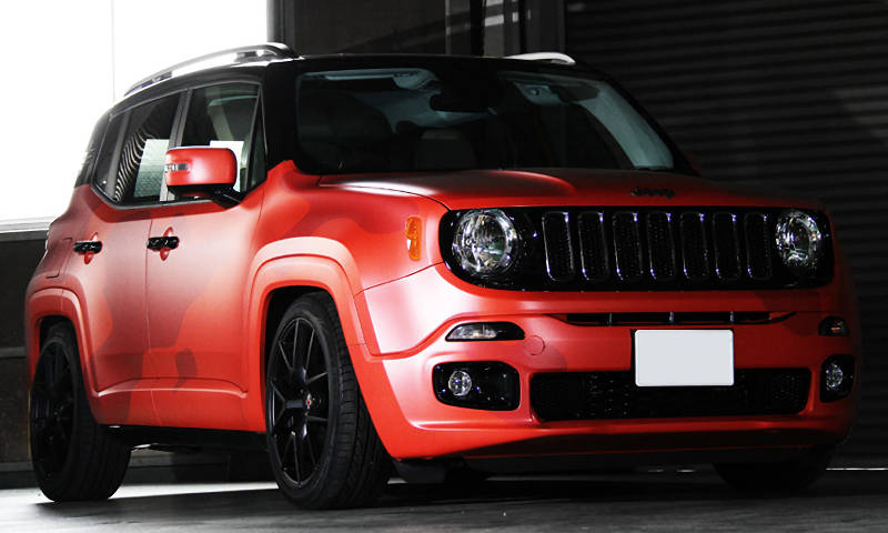 2015y Jeep Renegade Opening Edition