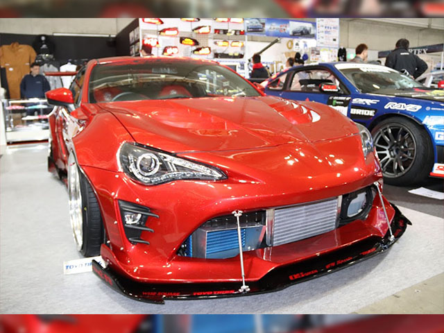 BLS TOYOTA 86 ver.2018
