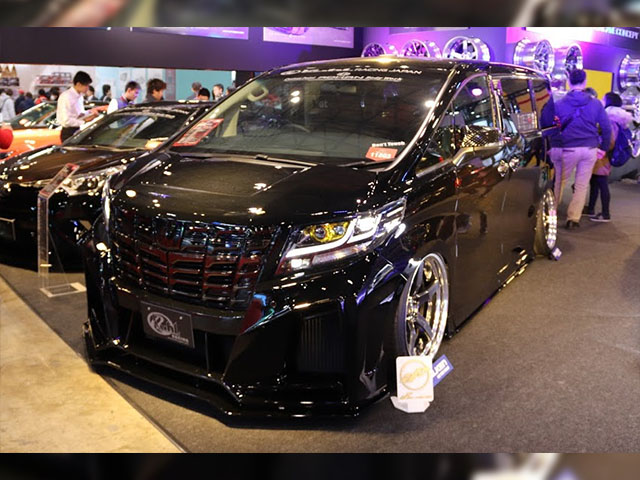 Kuhl Racing 30A-GT H30W/35W ALPHARD (ROHAN GHOST PAINT Ver.)