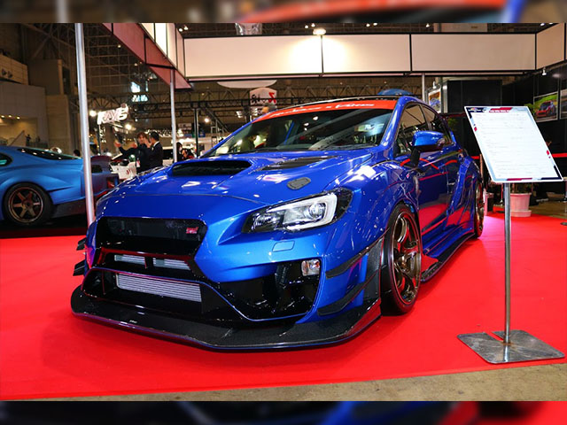 VARIS VAB WRX WIDE BODY Tuned by Original RANDUCE