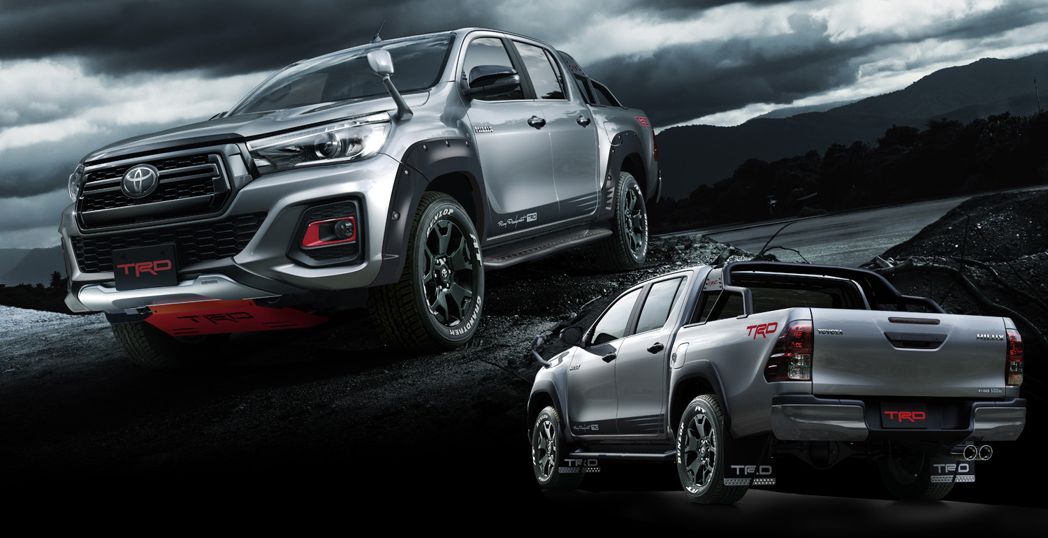 TRD HILUX