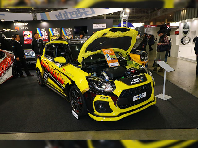TRUST GReddy ZC33S SWIFT SPORT