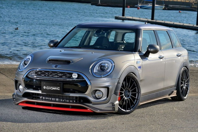 GIOMIC NEW Mini Clubman F54