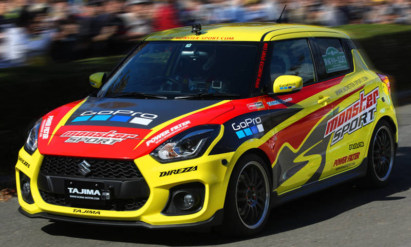 MONSTER SPORTS COMPLETE CAR ZC33S SWIFT SPORT
