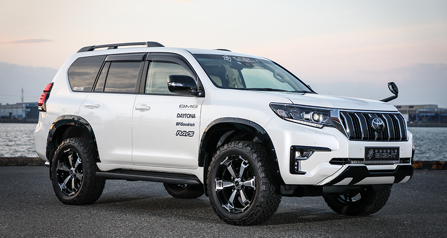DOUBLE EIGHT LANDCRUISER PRADO 150 EXTREME ver.