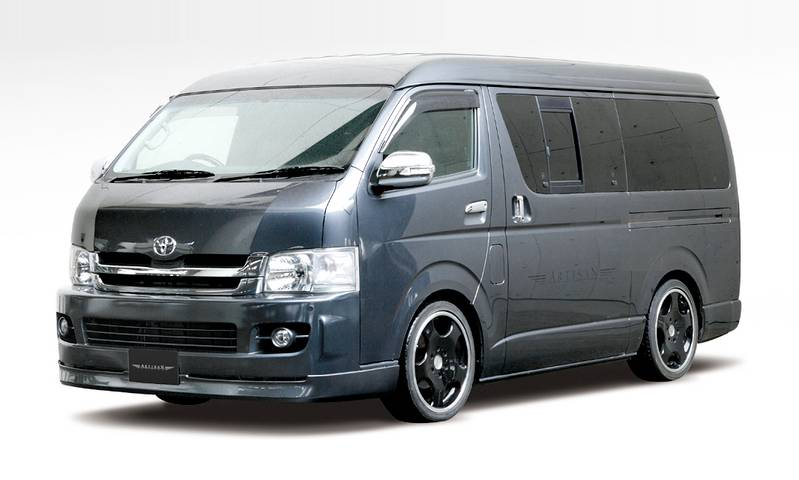 ARTISAN SPIRITS As-LINE HIACE1,2型 ワイドボディ