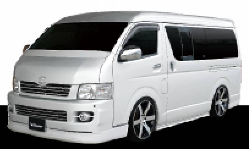 Roadster LUX MODEL HIACE1,2型 ワイドボディ