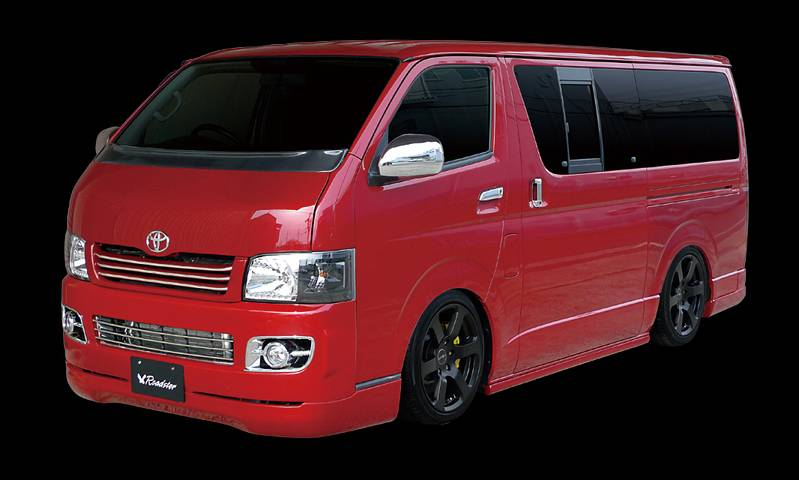 Roadster RUGGER MODEL HIACE1,2型 ナローボディ