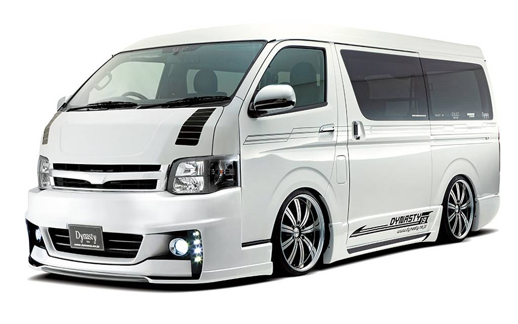 EXIST HIACE TYPE III WIDE