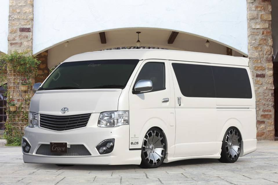 Crave HIACE SUPER LONG