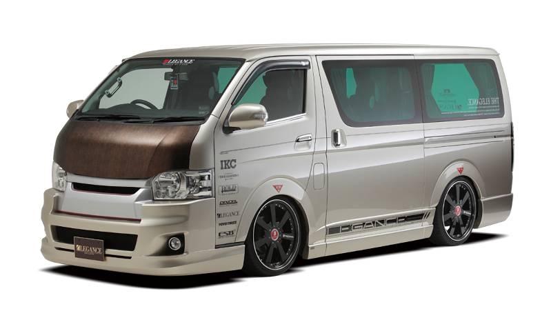 J-Club レガンス HIACE4型 ナローボディ