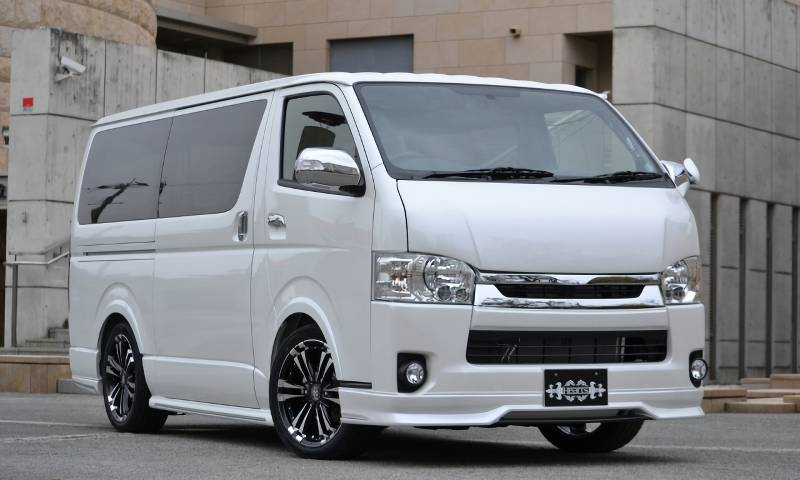 Hearts Revive HIACE IV型 ナローボディ