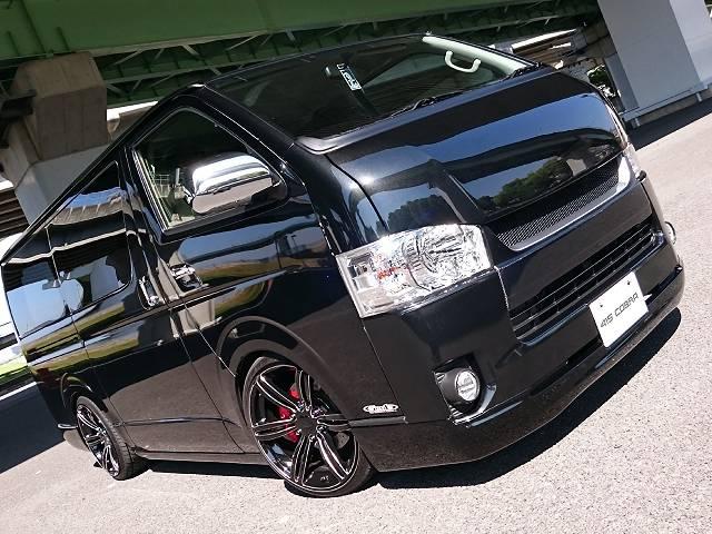 415 COBRA CLEAN LOOKⅢ HIACE4型 ナローボディ