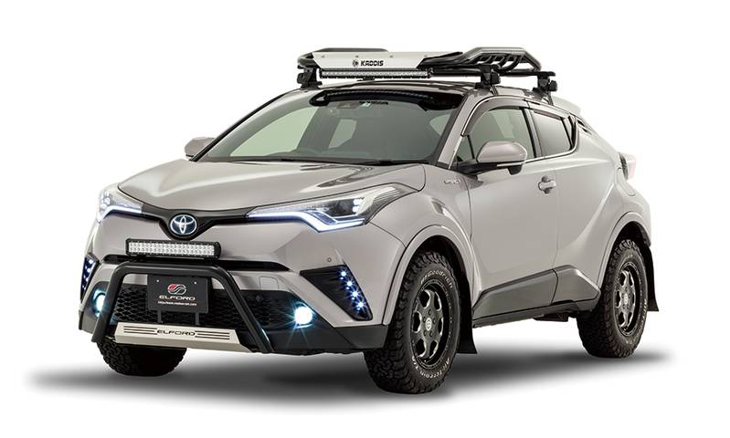 ELFORD OFFROADSTYLE C-HR