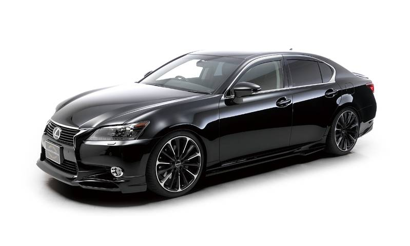 WALD EXECUTIVE LINE  LEXUS GS  L1#