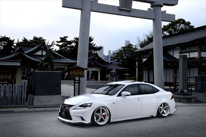 純VIP EXE LEXUS IS 後期