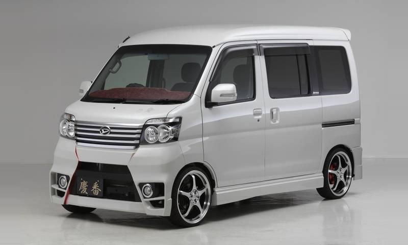 Shift Sports 慶番 ダイハツ アトレーワゴン S321G/S331G
