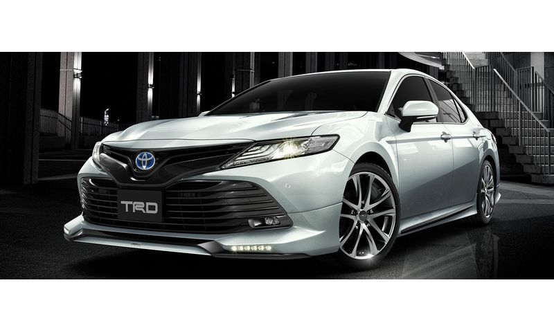 TRD for G•X BODY AXVH70/75 CAMRY