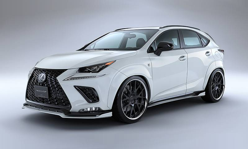 ARTISAN SPIRITS BLACK LABEL NX 300/300h AYZ1#/AGZ1#