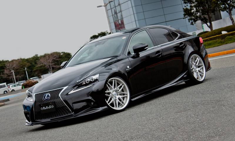 SKPDEZIGN SMART LINE SERIES LEXUS IS (GSE30/31/35,AVE30)