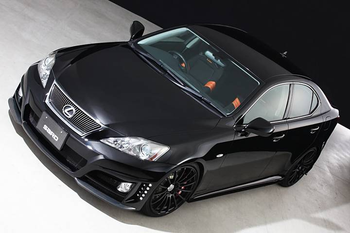 SARD LEXUS IS350/250 LSR EDITION