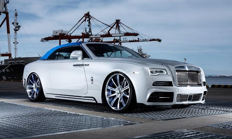 AZR Rolls-Royce Dawn