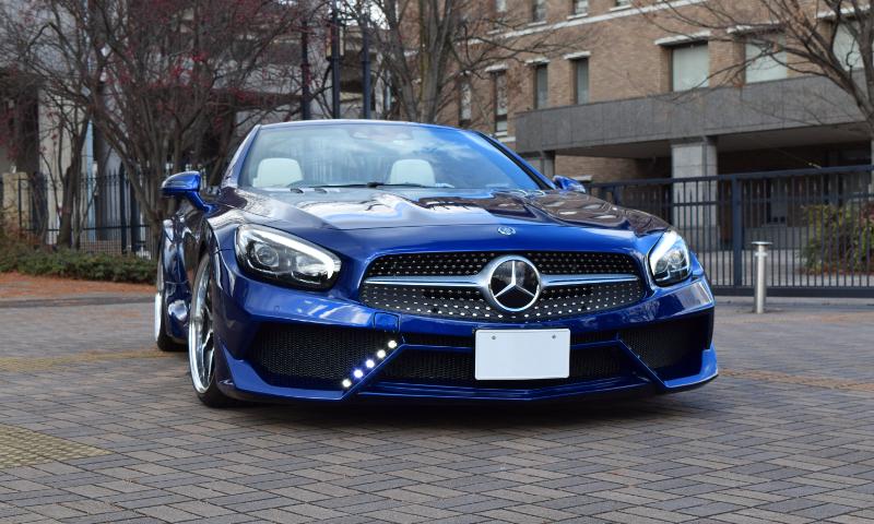 VITT Mercedes-Benz SL (R231)