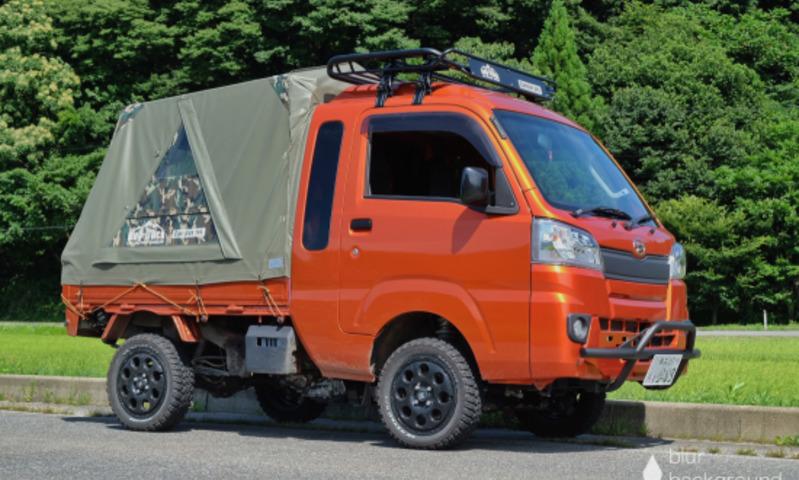 ハイゼット Bug-truck Camper Pro. コンプリートカー