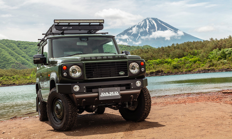 "DAMD ""little D."" JB64W JIMNY"