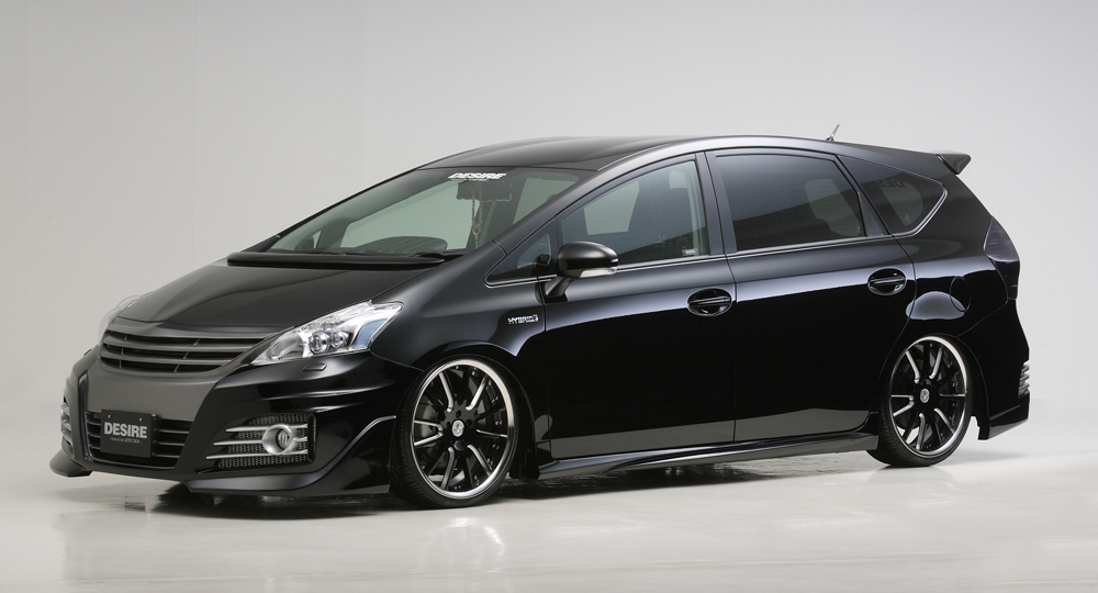 AFFECTION DESIRE 40 PRIUS α 前期