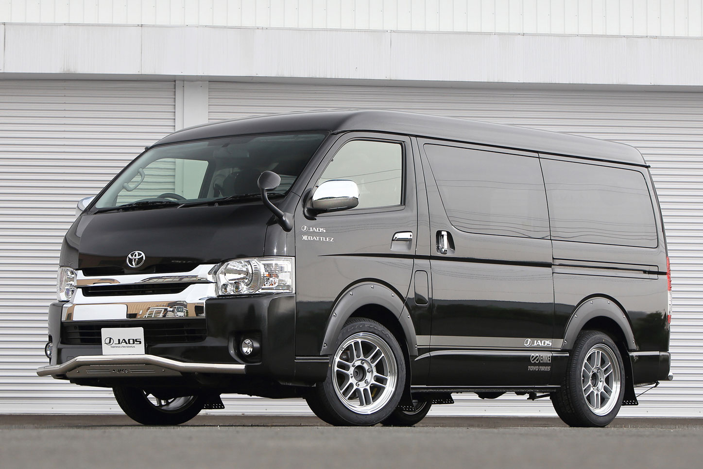 JAOS 200 HIACE (TYPE 4) WIDEBODY
