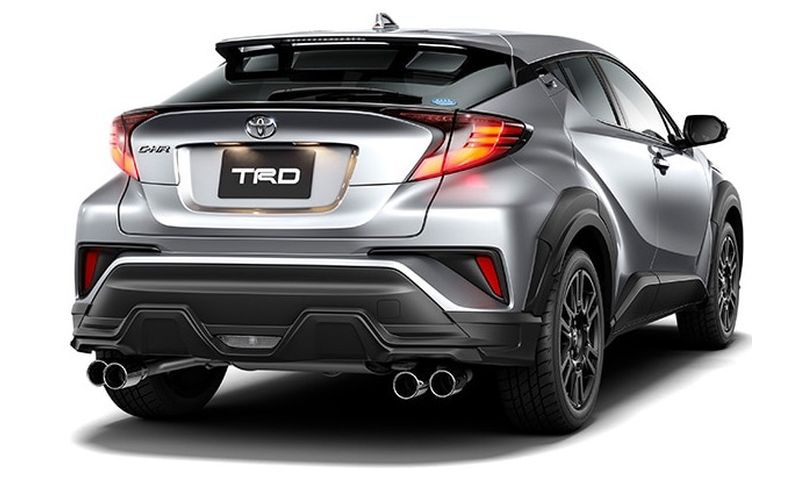 TRD Field Monster X1#/50 C-HR (後期)
