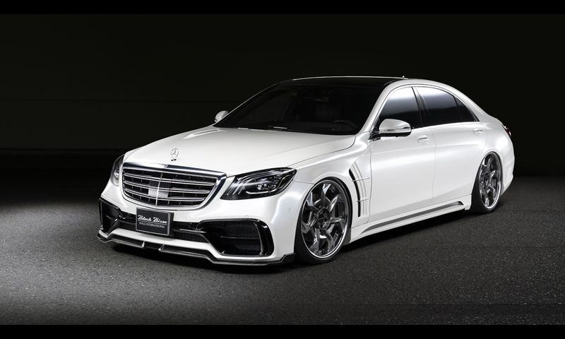 WALD SPORTS LINE BLACK BISON EDITION S-Class W222
