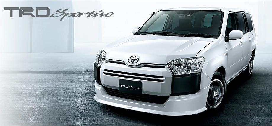 TRD Sportivo P16#V サクシードバン