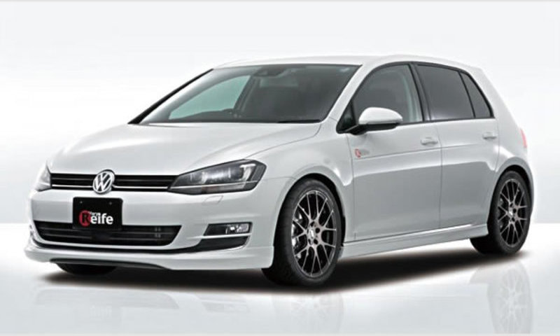 GARAGE VARY Reife GOLF7 TSI