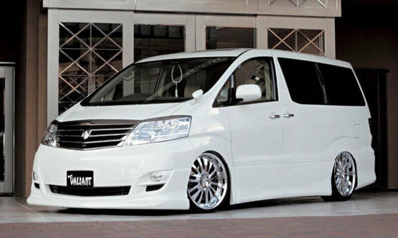 GARAGE VARY VARY VALIANT MNH/ANH10W ALPHARD AS・MSグレード 後期