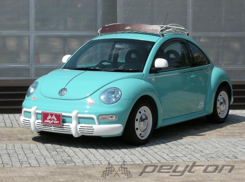 HALT Design New Beetle CLASSICBAMPER