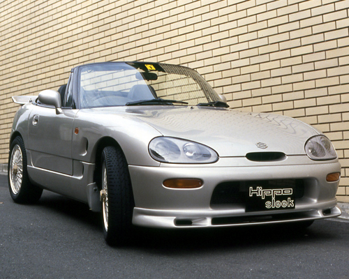 Hippo sleek カプチーノ K-CAR SERIES