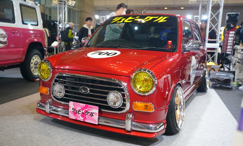 Spiegel L700 K-LINE GINO