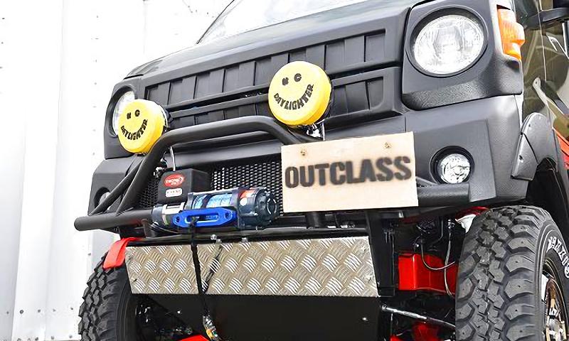 OUT CLASS CARS DA17V エブリイバン