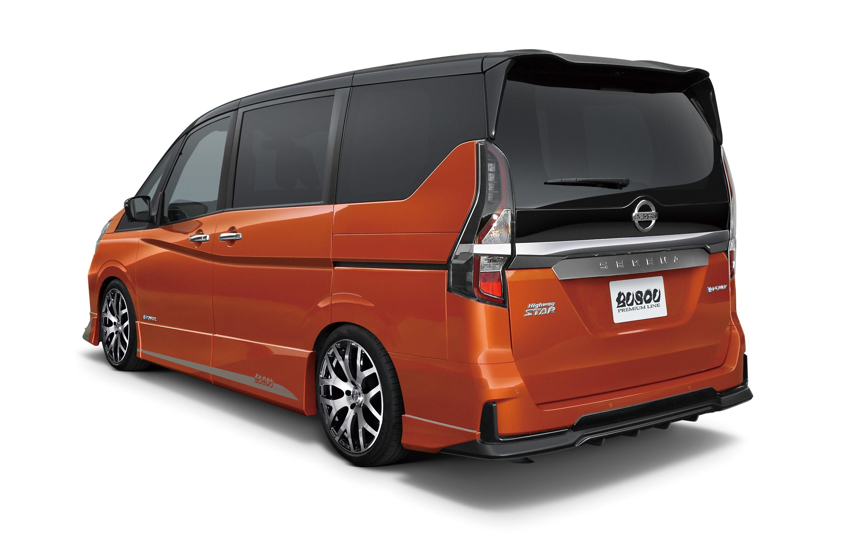 BUSOU JAPAN DESIGN Premium Line C27 SERENA HIGHWAY STAR 後期型