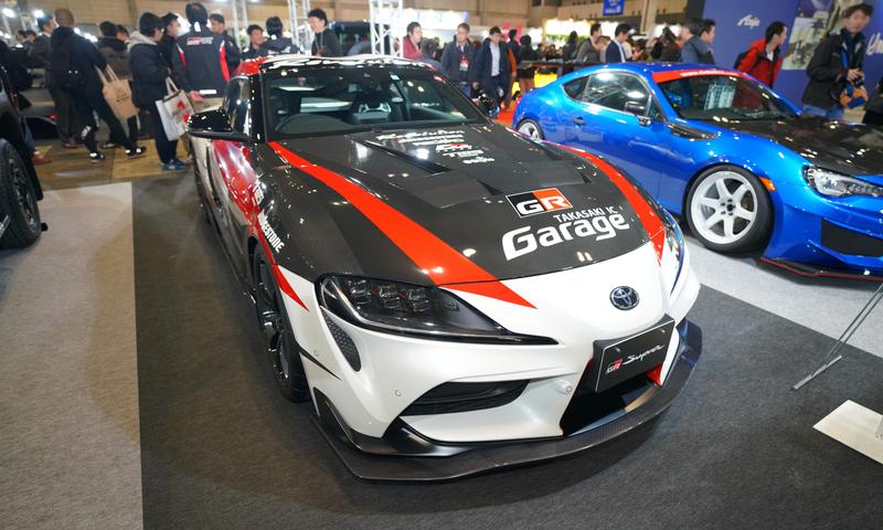GTG Revolution DB SUPRA